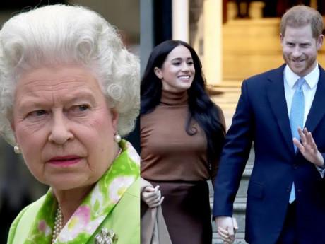 Rắn như Nữ hoàng Anh quyết định chỉ đạo không để yên cho Harry và Meghan phát ngôn bừa bãi
