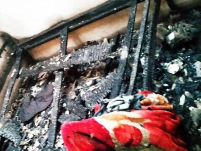 Bé trai 7 tuổi nghịch xăng gây cháy nhà, tử vong: Xót xa hoàn cảnh gia đình