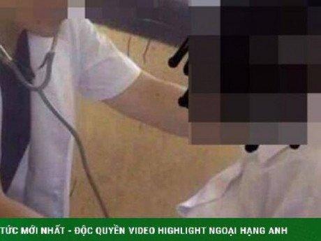 Ly kỳ vụ bác sĩ xâm hại nữ sinh ngay tại phòng khám: Thông tin bất ngờ từ người vợ