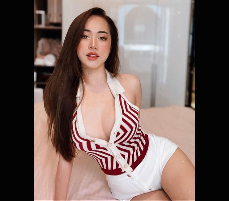 Phạm Thu Hằng hay còn gọi là Hằng Habi là một gymer, hot girl kiêm người mẫu nội y đình đám ở Hà Thành,cô nàng cũng là một trong những gương mặt được xuất hiện trên nóng cùng Euro và đại diện cho đội tuyển Đức.