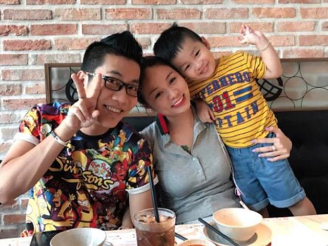Bố 3 con Hoàng Rapper: Từng ngồi dưới đất ôm chân vợ kém 7 tuổi khóc vì áp lực