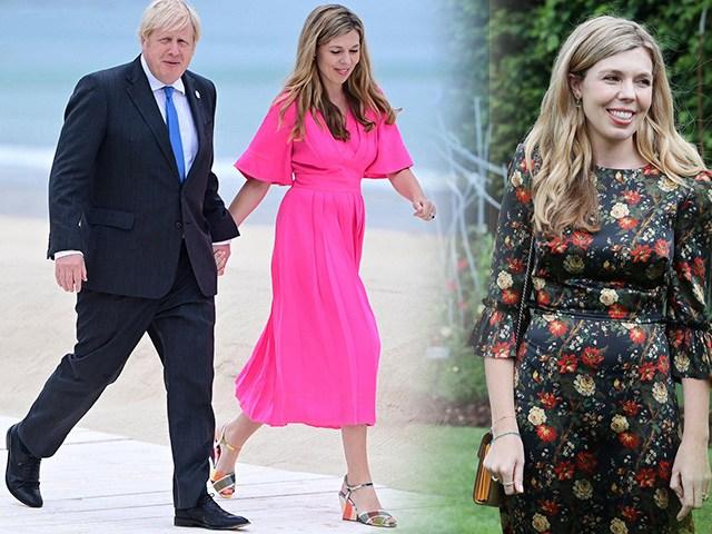 Tiết kiệm như Phu nhân ThủTướng Anh: Váy đầm dự hội nghịđều thuê, có bộgiávài trăm nghìn