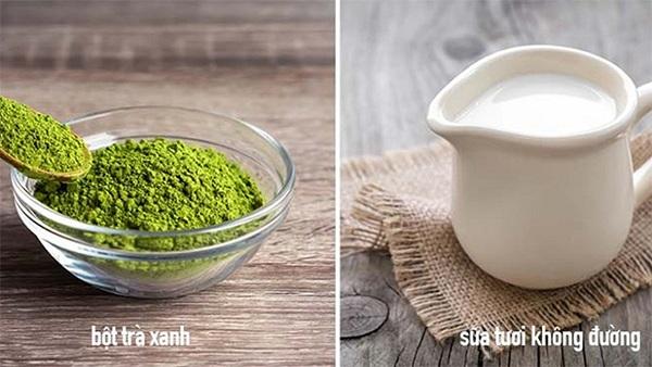 14 Cách làm mặt nạ trà xanh trị mụn làm đẹp da hiệu quả an toàn tại nhà