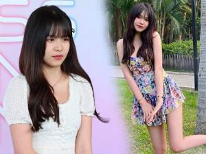 17 tuổi thi Hoa hậu Hồng Kông, cô nàng này lập tức làm dậy sóng truyền thông
