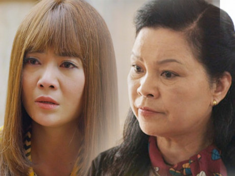 """Mùa Hoa Tìm Lại: Lệ (Thanh Hương) bị mẹ chồng tương lai nghi ngờ """"to bụng"""" để bẫy trai"""