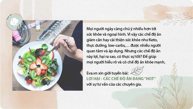 Keto là chế độ ăn gì mà chị em và cả người nổi tiếng đều áp dụng để khỏe đẹp - 1