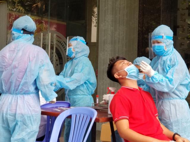 Tối 18/6: Thêm 62 ca mắc COVID-19, tổng trong ngày Việt Nam ghi nhận 264 ca