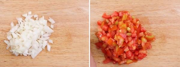 3 cách làm trứng sốt cà chua đơn giản vài phút là có món ngon - 10