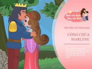 Truyện cổ tích: Công chúa Marlene