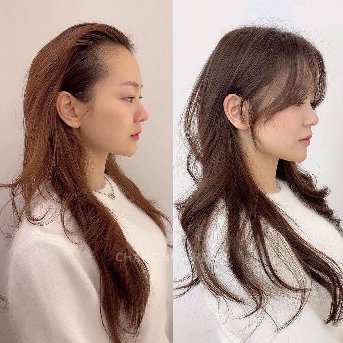 Chỉ thay đổi chút đỉnh mái tóc, loạt mỹ nhân khiến fan phải đứng hình