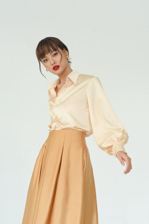 Hội sành mốt toàn ưu ái váy áo vải voan, diện lên vừa mát mẻ lại đẹp như nàng thơ - 13