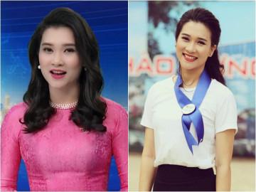 """Đời tư kín tiếng của BTV Khánh Trang của """"Thời sự 19h"""""""