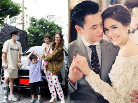 Được chồng chiều như bông hồng lai Thái Lan, sinh nhật tuổi 40 nhận hẳn siêu xe 17 tỷ