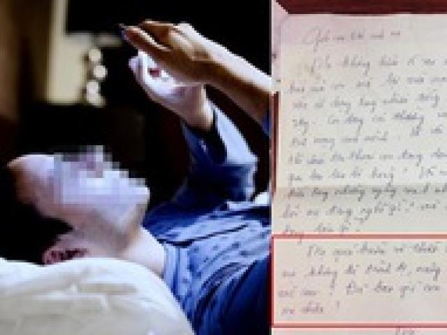 Ngủ với mẹ nhưng cắm sạc chơi game xuyên đêm, chàng trai sững người khi đọc tờ giấy trên bàn