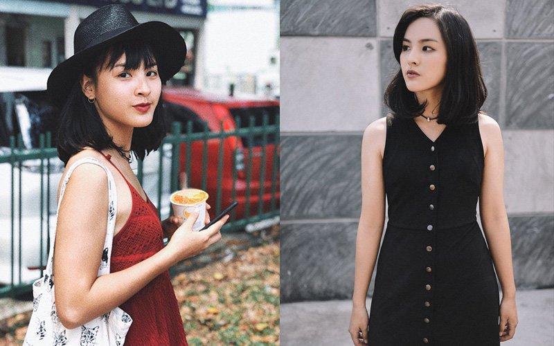 Phong cách thời trang thường ngày của Quỳnh Nga là màu sắc cá tính và đa sắc màu, tuy nhiên sự thoải mái và năng động luôn được cô đặt lên hàng đầu. Thiết kế váy, chân váy hoặc váy yếm được cô sử dụng nhiều.