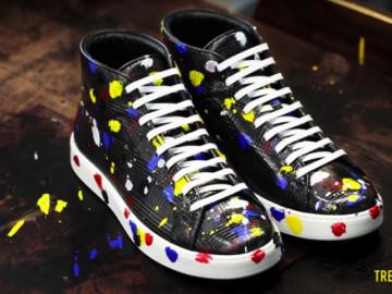 Cách Dior tạo ra đôi giày sneaker có giá 25 triệu đồng