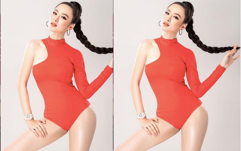 Angela Phương Trinh mới đây lại gây sốt khi chia sẻ bức ảnh mặc đôi bơi ôm sát hình thể gợi cảm. Đã lâu lắm rồi người hâm mộ mới thấy cô ăn diện nóng bỏng thế này, làm ai cũng liên tưởng lại hình ảnh nữ hoàng sexy với vòng mông 1 mét trước kia.