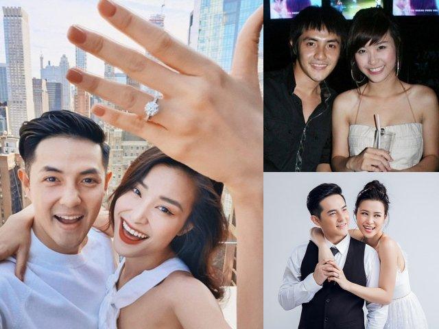 HOT: Đông Nhi vừa nhận lời cầu hôn của Ông Cao Thắng, đám cưới đã đến gần