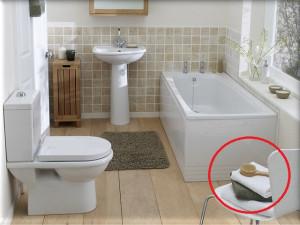 Đặt 4 thứ này trong nhà tắm, người Việt đang tự nuôi ổ vi khuẩn trong nhà mà không biết