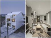 """Nhà đẹp - Anh thợ xây về quê dựng nhà """"siêu đẹp"""" khiến ai cũng mê đắm"""