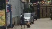 Bị bạn trai đánh đập dã man ngay trên phố, cô gái lại nhận nhiều chỉ trích vì điều này