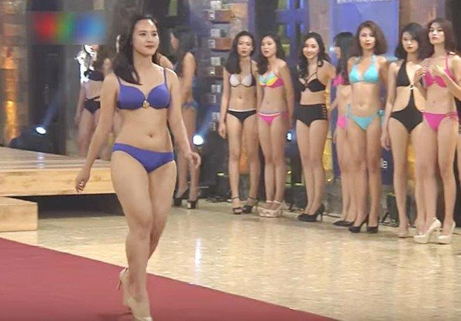 Cách giảm 8kg mỡ không mệt mỏi của biên tập viên VTV thi Miss World VN