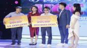 Trấn Thành, Văn Mai Hương đồng loạt có hành động đáng khen ngợi trên sóng truyền hình