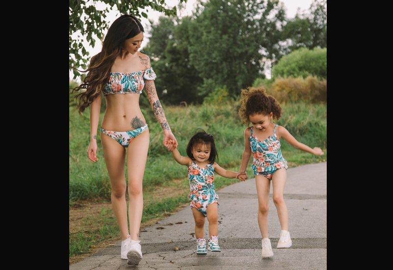 Michelle Nhu, 29tuổi, là một người mẫu tự do sống tại Torrance, California, Mỹ. Đặc biệt, Michelle mang hai dòng máu Philippines và Việt Nam.