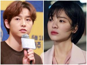 Sau gần 1 tháng tuyên bố, cuối cùng Song Hye Kyo có thể gọi Song Joong Ki là chồng cũ