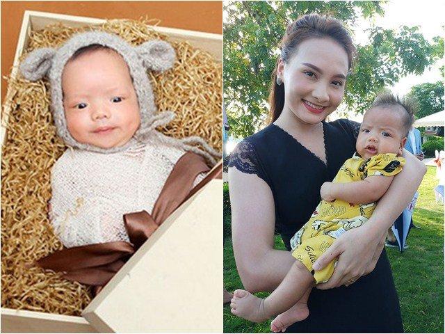 Bật mí bất ngờ về bé đóng con trai 1 tháng tuổi của Thư trong Về nhà đi con