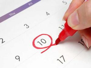 Chu kỳ kinh nguyệt: Tính từ ngày nào và bao nhiêu ngày?