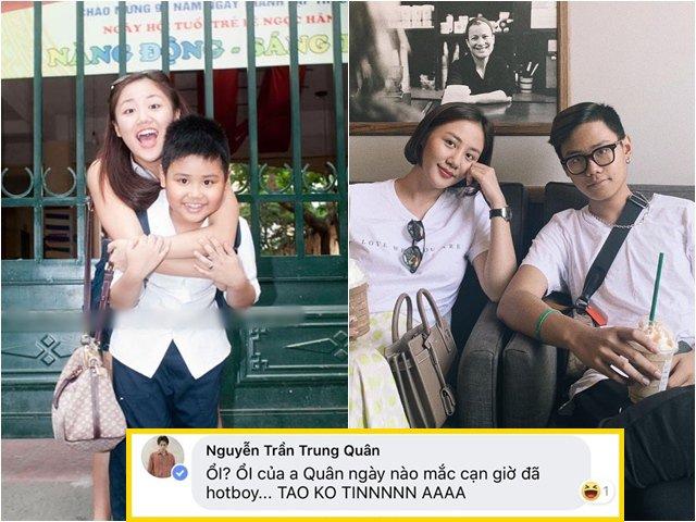Sao Việt 24h: Dàn sao Việt không tin nổi trước hình ảnh hiện tại của em trai Văn Mai Hương