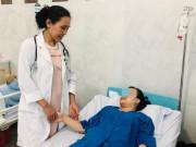 Sức khỏe - Nhầm lẫn với đau dạ dày, người phụ nữ suýt chết vì vỡ thai ngoài tử cung 7 tuần