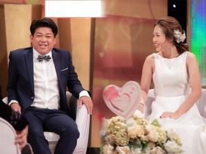 Đắng lòng chàng diễn viên bị vợ đẹp bóc mẽ tật xấu khiến MC phải đứng hình