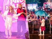 Giải trí - Hàng ngàn khán giả Sài Gòn đội mưa quẩy tung Phố Hàng Nóng cùng Big Daddy, Emily, AMEE, Kay Trần