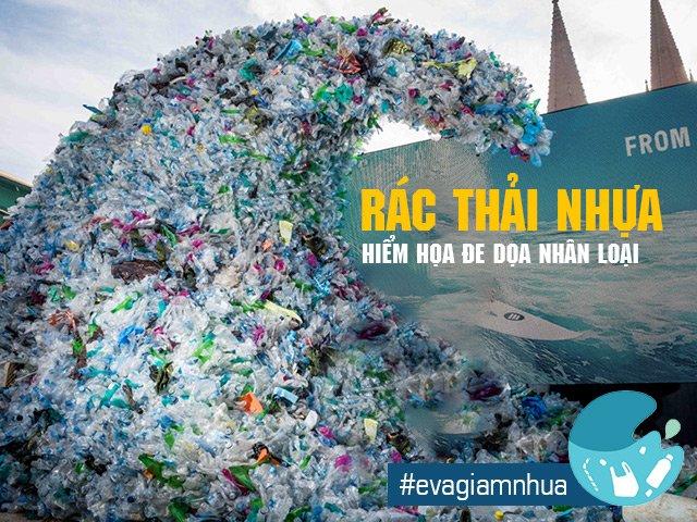 Việt Nam xả rác thải nhựa thuộc top 4 thế giới, mỗi năm một người thải 41kg rác nhựa