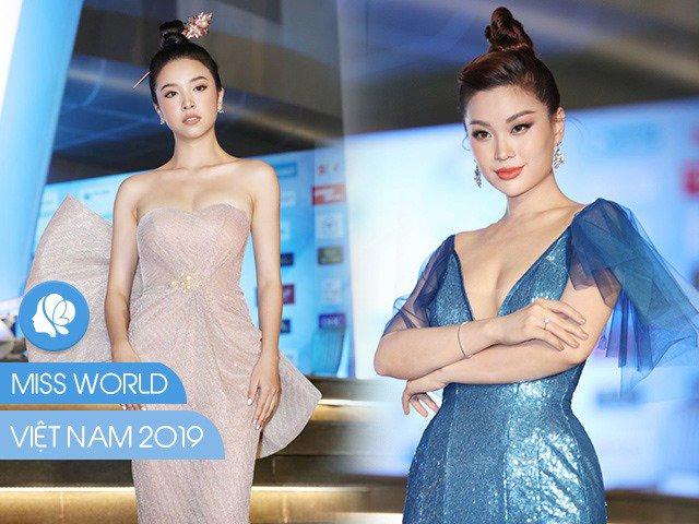 Trực tiếp chung kết Miss World Việt Nam 2019: Căng thẳng chờ đợi top 25!