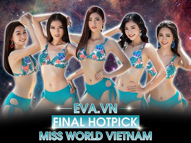 Miss World Việt Nam: 15 cô gái này sẽ có khả năng giành vương miện 3 tỷ đồng?