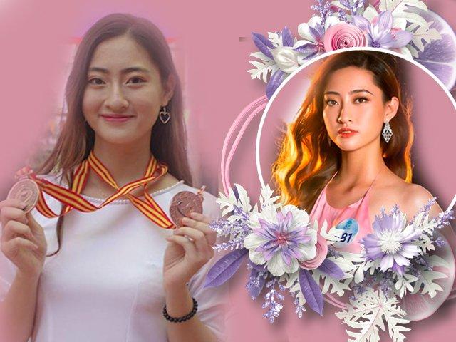 Cận cảnh nhan sắc đời thường của Tân Hoa hậu Thế giới Việt Nam 2019 Lương Thùy Linh!