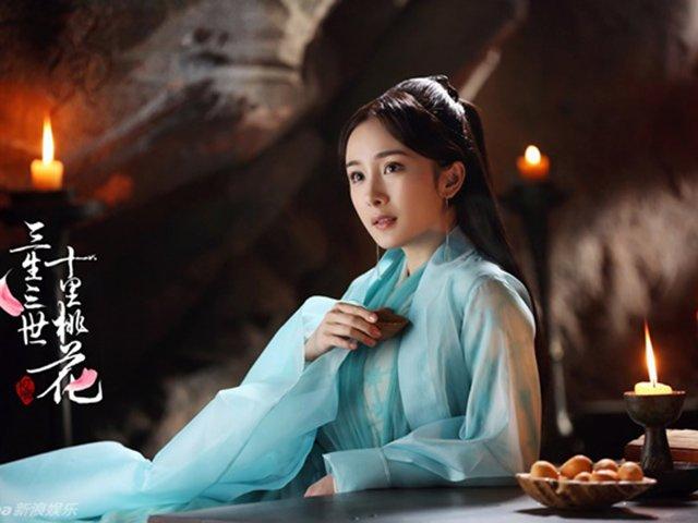 Đâu là lý do để Dương Mịch trở thành nữ hoàng cổ trang của màn ảnh Hoa ngữ?