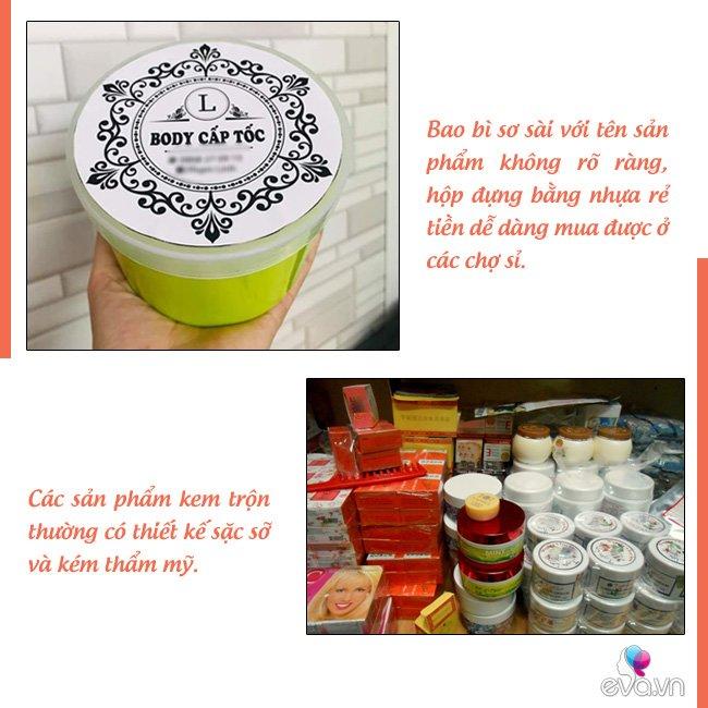 Đừng chi tiền vội, đây là 5 cách giúp chị em phân biệt thủ đoạn kem trộn tinh vi