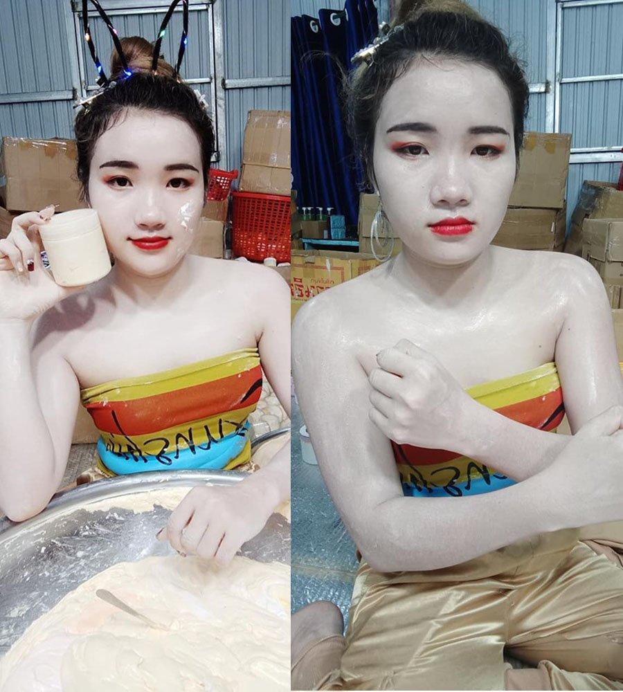 """""""Mục sở thị"""" thị trường kem trộn: Hot girl đổ xô đi bán kem - Hậu quả người mua gánh"""