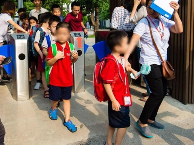 Tin tức 24h: Chiếc áo màu đỏ cháu bé trường Gateway mặc khi lên xe đưa đón đang ở đâu?