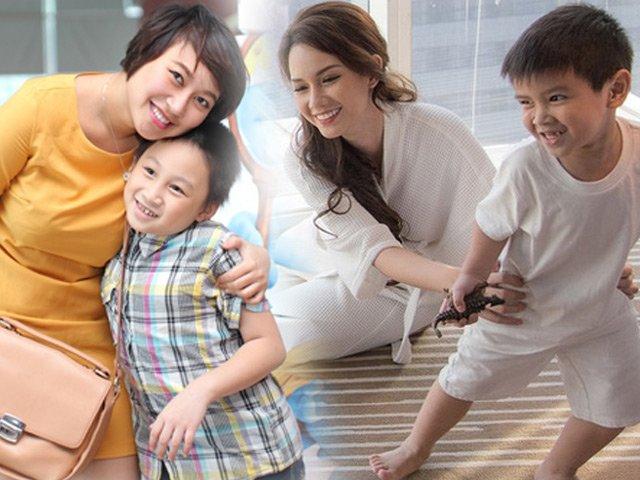 3 mỹ nhân Việt để chồng mang con đi sau ly hôn, người số 3 nhận kết quả cay đắng