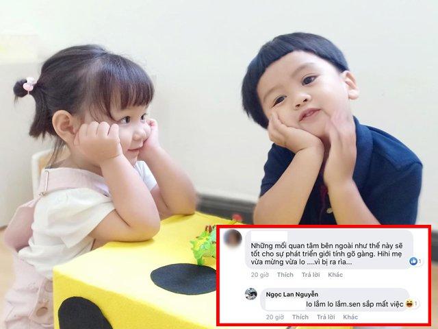 Sao Việt 24h: Ngọc Lan lo bị ra rìa khi con trai cưng có bạn gái xinh như búp bê