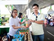 Chị em nội trợ rủ nhau đến ngày hội xanh Phú Mỹ Hưng 2019