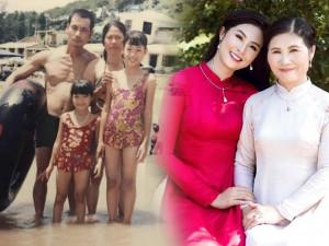 Ngọc Hân khoe mẹ béo ú, Angela Phương Trinh gây nghẹn ngào với hành động gửi bố mẹ yêu