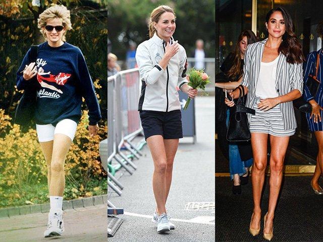 Sự thật ít ai biết: 3 công nương Hoàng gia Anh đều sở hữu đôi chân nuột nà khó tin