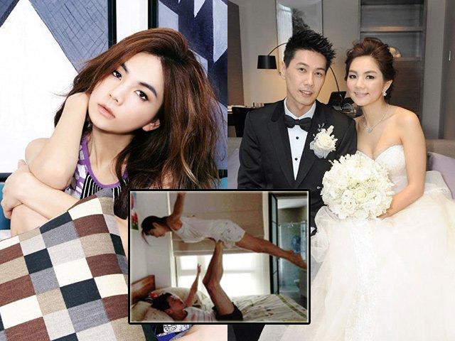 Lấy đại gia, mỹ nữ đẹp nhất Trung Quốc khổ sở sau sinh vì hắt hơi cũng ướt quần lót