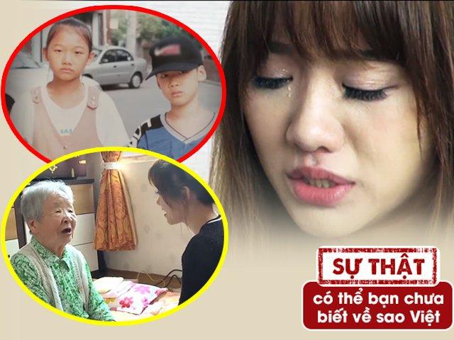 Sự thật đau lòng về Hari Won và nỗi đau của đứa con lai bị ruồng rẫy, chối bỏ